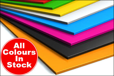 Colour Perspex Acrylic Sheet Cut to Size