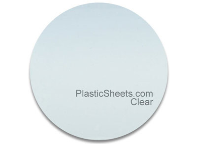 Perspex Disc Cut To Size